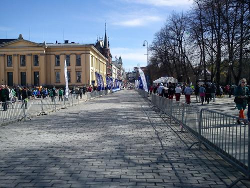 Sentrumsløpet 2012