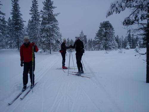 7 januar 2012 Skitur i Romeriksåsen