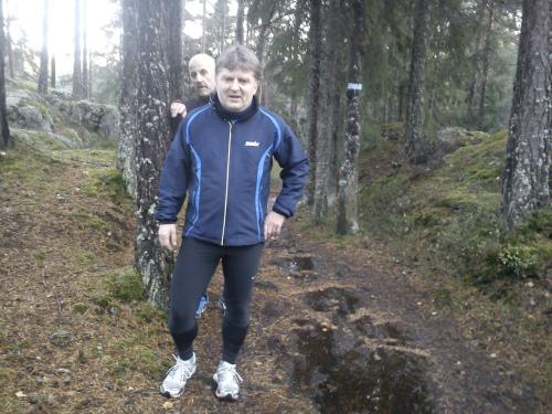 10 oktober 2011 Østmarka – Haugerud