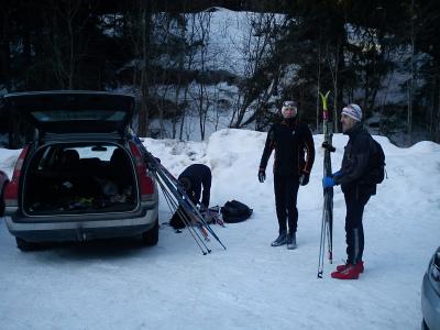 Skiforeningen – Lygnatur 2012