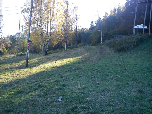 12 oktober 2011 – Vestmarka