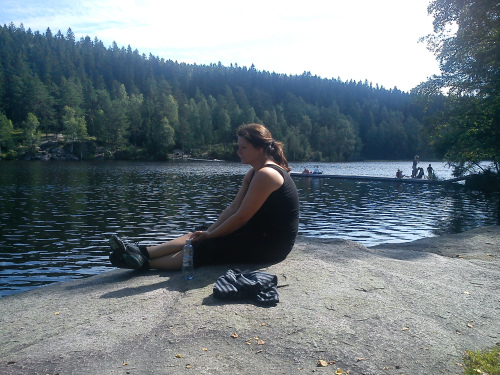 Lillomarka – Steinbruvannet rundt