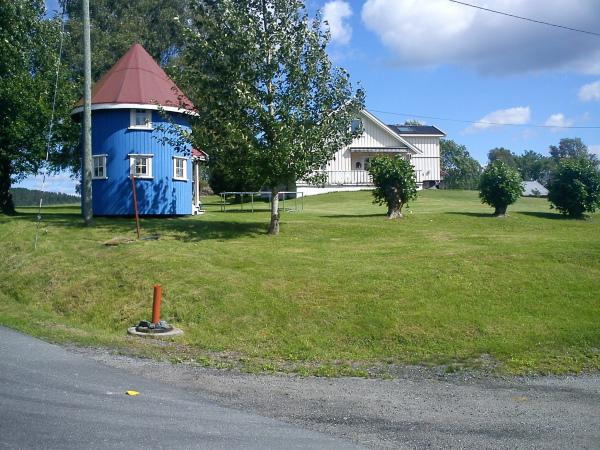 30 juli og 9 august 2012 Landevei