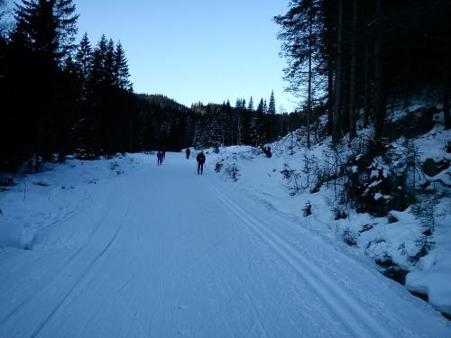 21 desember 2011 Sørkedalen – Elveli