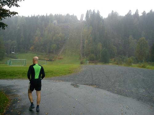 22 – 26 september 2011 Østmarka og landevei