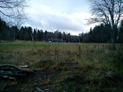 26 november 2012 Østmarka – Haukåsen