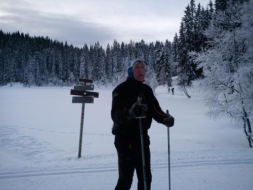 2 februar 2013 Nordmarka