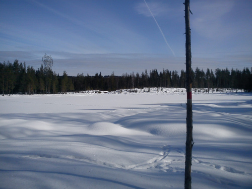 7 mars 2013 Skitur i Nordmarka