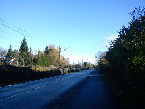 25 oktober 2012 Landevei