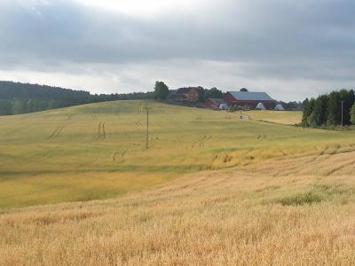 Ferie på hytta i Spydeberg
