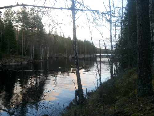 Østmarka; Nord-Elvåga rundt