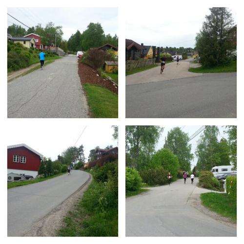 Follotrimmen 3. løp – Hebekk i Ski