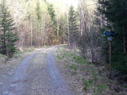 Østmarka; Gardfangåsen – Petersbråtan