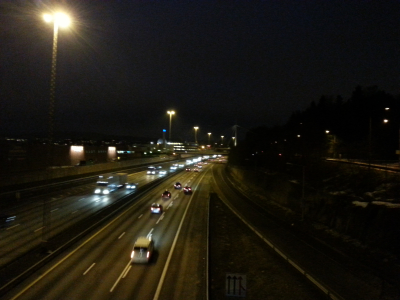 24 februar 2014 Landevei, Haraløkka-Furuset