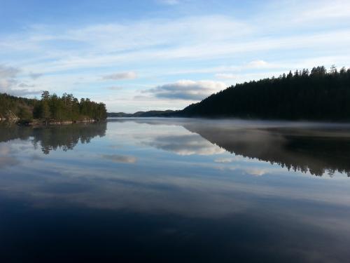 Østmarka; Igletjern øst for Fri-Elvåga