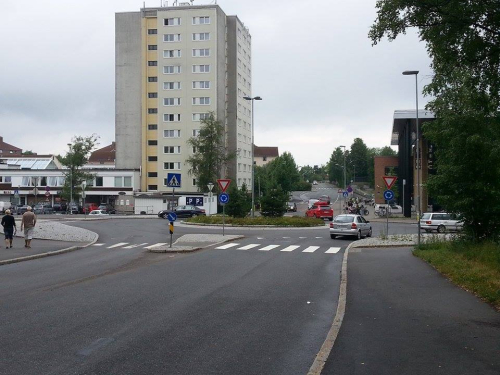 Landevei; Lambertseter – Nordstrand
