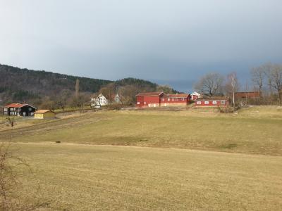 Landevei; Sandvika – Jansløkka skole