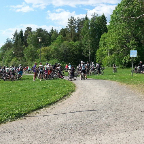 Østmarka; Svartputt og Nuggerud