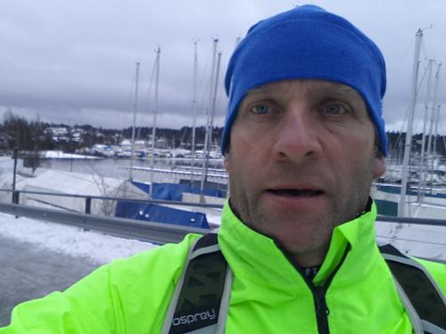 """""""Tour de Finance"""" med joggesko fra Sandvika"""
