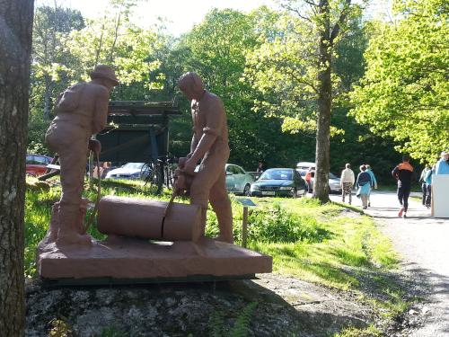 Follotrimmen 4.løp. Follo Museum i Drøbak