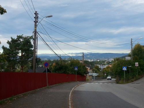 Landevei; Haraløkka – Mosseveien – Hauketo…..