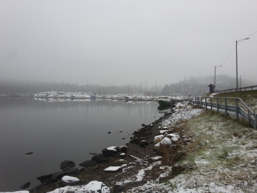Landevei; Billingstad – Vettre – Sandvika…