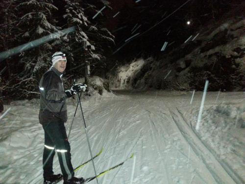 Østmarka; Klokkerud – Sør-Elvåga – Deledalen….