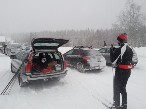 Skitur på Hedemarksvidda – Gåsbu….