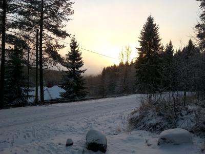 Nordmarka; Sognsvann – Kikut tur retur