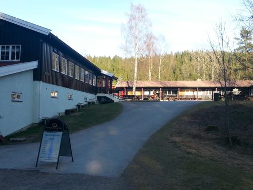 Fra Haraløkka til Mariholtet via Ellingsrud…