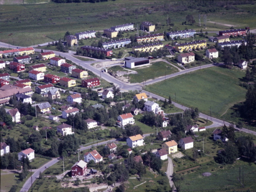 Haraløkka – Abildsø – Ryen….