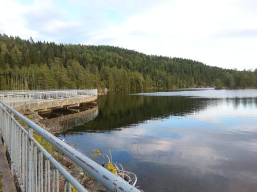Østmarka; Haraløkka – Demningen – Knuttjern….