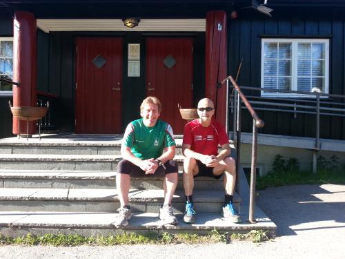 Østmarka; Fri-Elvåga rundt fra Haraløkka