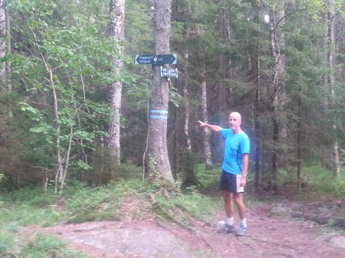 Østmarka;Lauvtjern – Puttåsen – Lindebergåsen…