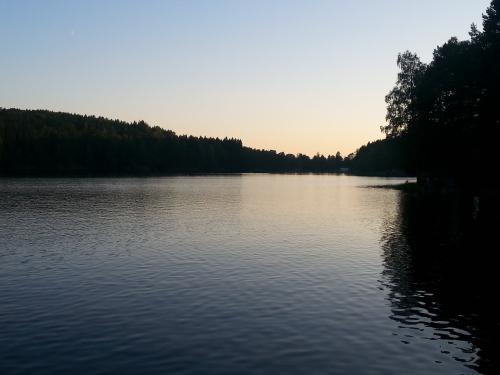 Østmarka; Nøklevann rundt…