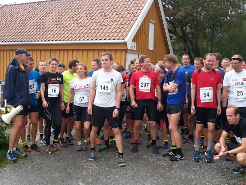 Follotrimmen 8.løp i Hvitsten
