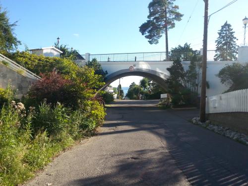 Landevei; Lambertseter – Ljan – Klemetsrud….