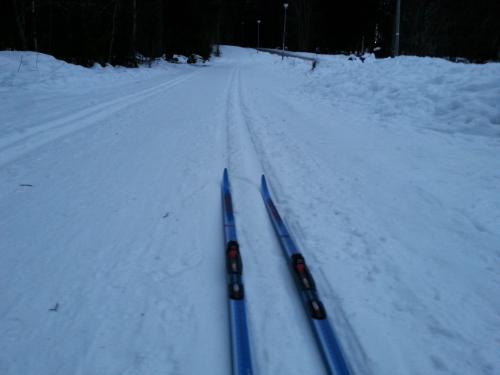 Skitur i Østmarka; Haraløkka – Ellingsrud…