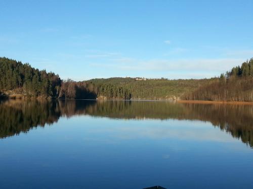Gjersjøen rundt – Oppegård golfbaner….