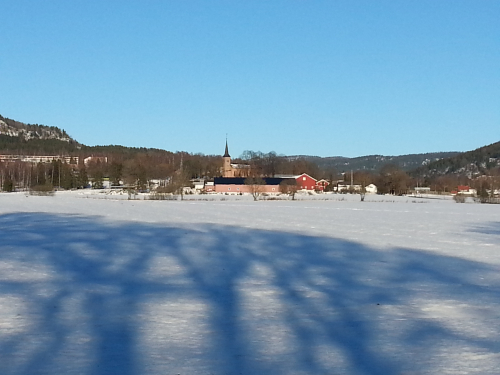 Sandvika – Bærums Verk – Haslum…