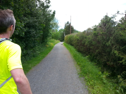 Landevei; Kolsås/Dælivann rundt