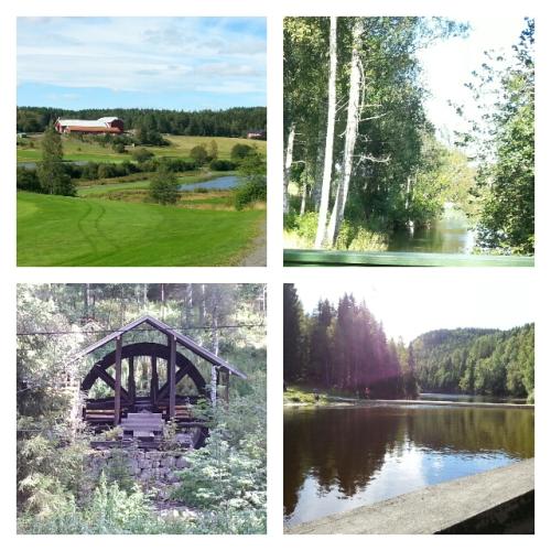 Østmarka; Losby Besøksgård – Mønevann…