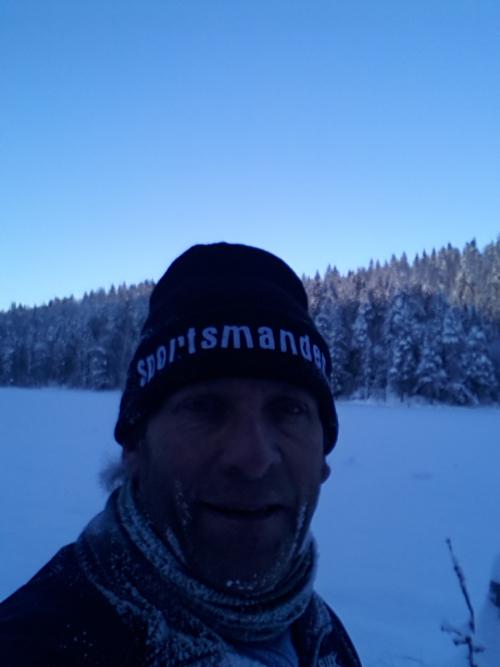 Skitur i Østmarka; Grønmo – Eriksvann…