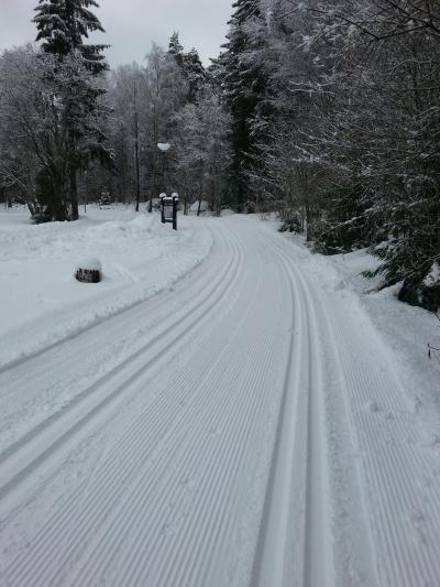 Skitur i Østmarka; Haraløkka – Vallerud – Bjønnebete…