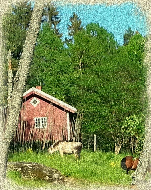 Østmarka; Sagstua – Skullerud