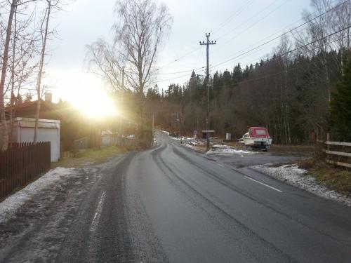 Sandvika – Franskleiv – Grini gård…