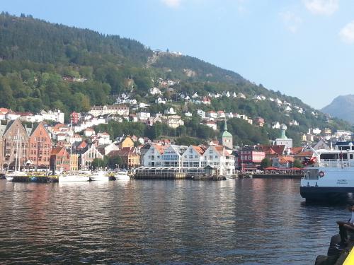 Bergen – Skjerjehamn tur retur….