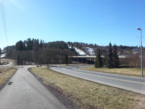 Haraløkka – Nordstrandveien – Ekebergveien….