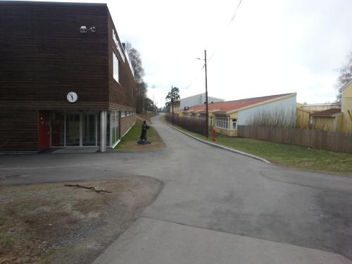 Haraløkka – Ekeberg skole – Ekebergveien…