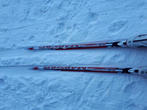 Østmarka; skitur – Nøklevann på langs…
